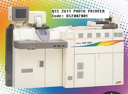 Noritsu QSS 2611