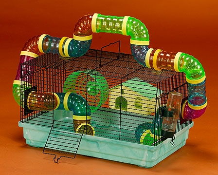 Fancy Hamster Cage images